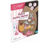 Albi Kúzelné čítanie interaktívne hovoriace kniha Keď myšky šepkajú