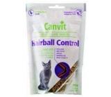 Canvit Hairball Control Kuracie maškrtu mäkký doplnkové krmivo pre mačky 100 g