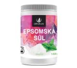 Allnature Epsomská soľ Horčík, síran a Mäta do kúpeľa uvoľňuje svaly, odbúrava stres, detoxikuje organizmus 1000 g