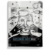 Barber Pre Pleťová textilné maska pre mužov 23 ml