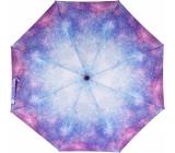 Albi Original Dáždnik skladací Vesmír 25 cm x 6 cm x 5 cm