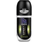 Fa Sport Double Power Power Boost kuličkový deodorant roll-on pro muže 50 ml