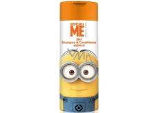 Mimoni 2v1 šampon na vlasy + kondicionér 400 ml