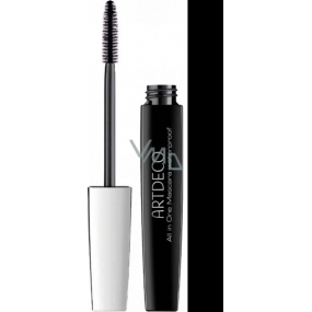 Artdeco All In One Waterproof Mascara řasenka 71 Black 10 ml