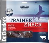 Dr. Clauders Trainee Snack Hovězí sušené kostičky doplňkové krmivo pro psy 100% maso 500 g