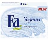 Fa Joghurt Sensitive tuhé toaletní mýdlo 100 g