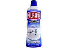 Pulirapid Classico na hrdzu a vodný kameň tekutý čistič 750 ml