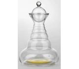 Karafa Delicate Gold Květ života 0,5 l Pro revitalizaci a oživení oslabené vody z vodovodu