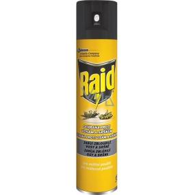 Raid Ochrana proti vosám a sršňům sprej 300 ml