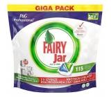 Jar Fairy Professional All in One kapsle do myčky nádobí 115 kusů