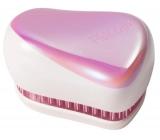 Tangle Teezer Compact Profesionálna kompaktná kefa na vlasy Holographic dúhovo ružový