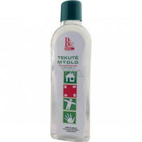 Bohemia Gifts Antimikrobiálne tekuté mydlo pomáha regulovať rast mikroorganizmov na povrchu pokožky 1 l