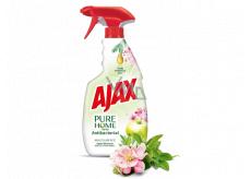 Ajax Pure Home Apple Blossom antibakteriálny univerzálny čistiaci prostriedok sprej 500 ml