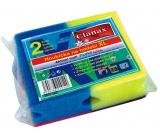 Clanax Houba frézovaná na nádobí XL 2 kusy 23Xl2