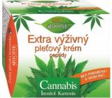 Bion Cosmetics Cannabis s peptidy extra výživný pleťový krém 51 ml