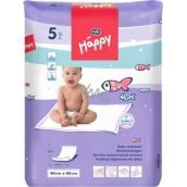 Bella Happy Baby Hygienické podložky 90 x 60 cm 5 kusov