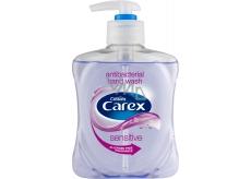 Carex Sensitive antibakteriální tekuté mýdlo pro citlivou pokožku 250 ml