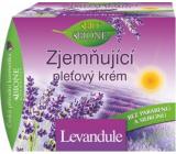 Bion Cosmetics Levanduľa zjemňujúci pleťový krém pre všetky typy pleti 51 ml