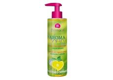 Dermacol Aroma Ritual Rozpustilý citron Vzpružující tekuté mýdlo na ruce 250 ml