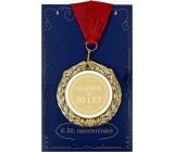 Albi Papierové prianie do obálky Prianie s medailí - 50 rokov W