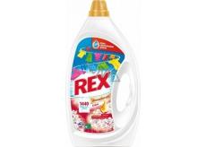 Rex Japanese Garden & Water Lily Aromatherapy Color gél na pranie farebnej bielizne 60 dávok 3 l