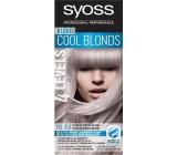 Syoss Blond Cool Blonds barva na vlasy 10-55 Ultra platinová blond 50 ml