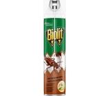 Biolit Lezúci hmyz odpudzovač hmyzu v spreji s aplikátorom pre presnú aplikáciu, zahubí šváby a mravce počas niekoľkých sekúnd 400 ml