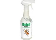 Biotoll Faracid + kontakt.insekticid proti mravcom 200ml rozprášte.
