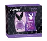 Playboy Endless Night for Her toaletná voda 40 ml + sprchový gél 250 ml, darčeková sada