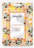 Payot Morning Hangover Masque Detoxikačný rozjasňujúci látková maska 1 kus, 19 ml