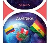 Albi Vedomostné pexeso - Vlajky Amerika vek 12+