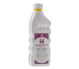 Lavosept K Dezinfekcia plôch a nástrojov koncentrát na umývanie pre profesionálne použitie viac ako 75% alkoholu 500 ml