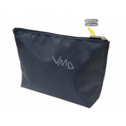 Natalia Angers Kozmetická kabelka na zips veľká modrá 28,5 x 18,5 x 7,5 cm NA02