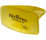 Fre Pre Bowl Clip Citrus vonný WC záves žltý 10 x 5 x 6 cm 55 g