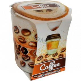Admit Verona Coffee - Káva vonná sviečka v skle 90 g