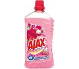 Ajax Floral Fiesta Tulip & Lychee univerzálny čistiaci prostriedok 1 l