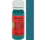 Artemiss Barva na textil 32 metalická tyrkysová 12 g