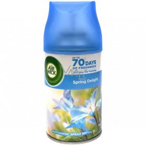 Air Wick FreshMatic Spring Delight osviežovač vzduchu náhradná náplň 250 ml