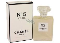 Chanel No.5 L Eau toaletná voda pre ženy 50 ml