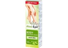 Aloe Epil Body telový depilačný krém 125 ml