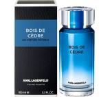 Karl Lagerfeld Bois de Cedre toaletná voda pre mužov 100 ml