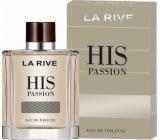 La Rive His Passion toaletná voda 100 ml