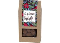 Albi Mandle v čokoláde so škoricou Liek na zlú náladu 80 g