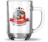 Nekupto Hobby pivné poháre Najlepší vodič 500 ml