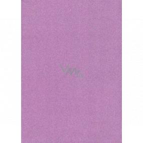 Ditipo Zošit Glitter Collection A4 linajkový svetlo ružový 21 x 29,5 cm 3424014