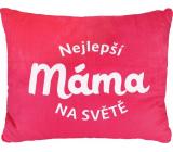 Albi Vankúš Najlepšia mama 45 x 35 cm