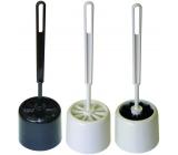 Spokar Clean Wc súprava kefa priemer 80 mm plastový kryt 4393 rôzne farby 1 kus