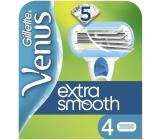 Gillette Venus Extra Smooth náhradné hlavice 4 kusy pre ženy