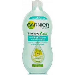Garnier Intensive 7 days Zvláčňující gelový krém Výtažek z hrozna 400 ml