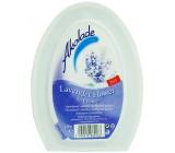Akolade Lavender Flower 2v1 gelový osvěžovač vzduchu 150 g